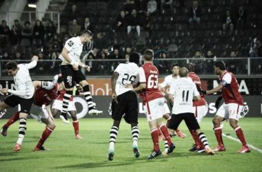 Valente Vitória bate Braga no «derby» do Minho