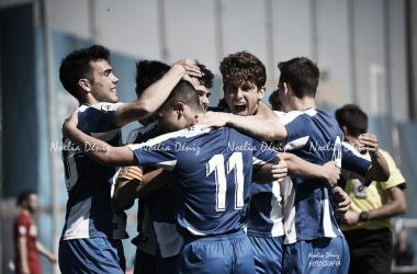 RCD Espanyol B - CD Atlético Baleares: enrachados