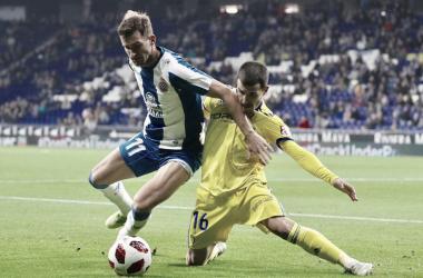 El Espanyol sigue vivo en la Copa tras ganar por la mínima al Cádiz