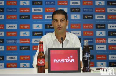 Gerard López optimista con las posibilidades del equipo | FOTO: Noelia Déniz