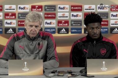 """Wenger: """"Diría que reducir la cantidad de lesionados es una consecuencia de las rotaciones"""""""