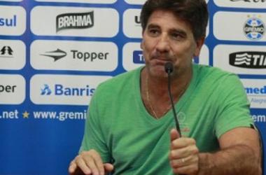 Fluminense está perto de anunciar Renato Gaúcho