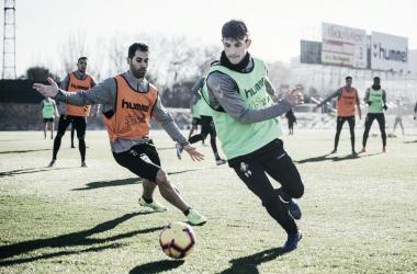 Entrenamiento del Real Valladolid | Real Valladolid