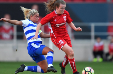Reading vs Bristol City- Build up to Women's football weekend: Last  two meetings between these two sides in the FA WSL last season