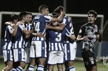 Willian José desencanta, Real Sociedad goleia Celta e segue líder de LaLiga