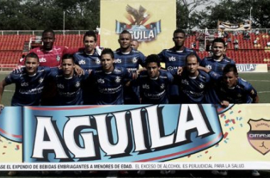 Real Santander prepara su calendario en el Torneo Águila II