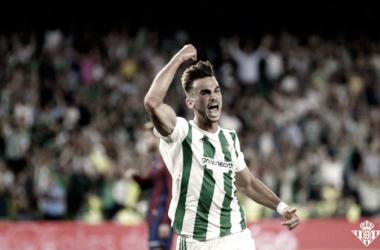 Fabián, nuevo jugador del Nápoles | Foto: Real Betis