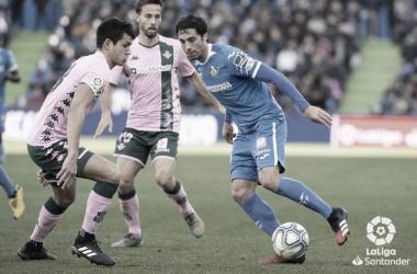 Getafe vs Real Betis // Fuente: LaLiga