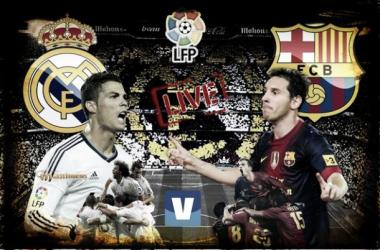 El Clasico: Real Madrid e Barcelona   na Liga espanhola
