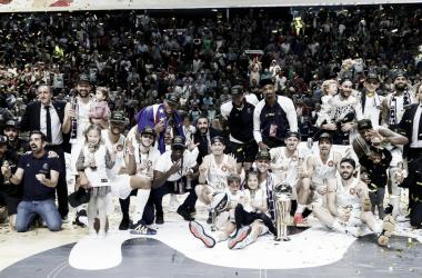 Real Madrid de Baloncesto: luchando por todo pese a los problemas