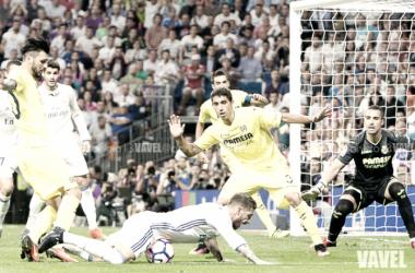 A seguir sumando en el Bernabéu
