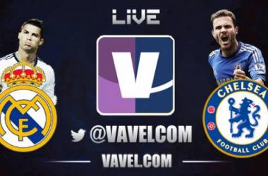 Real Madrid - Chelsea FC, así lo vivimos