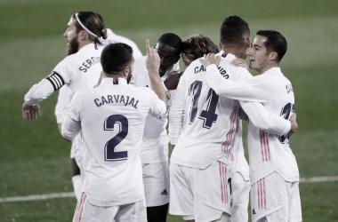 Un Madrid en despegue