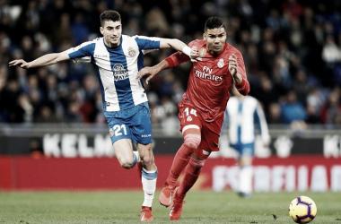 Espanyol vs Real Madrid / Fuente: realmadrid.com