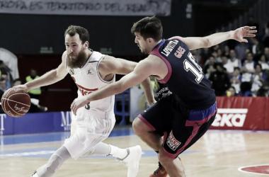 El Madrid recupera sensaciones en el derbi madrileño