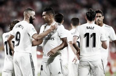 El Real Madrid recibe al Celta de Vigo. Imagen: La Liga