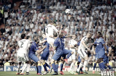 Último enfrentamiento en eliminatorias entre ambos equipos | Foto: Dani Mullor (VAVEL)