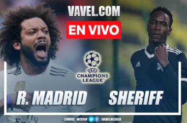 Goles y resumen del Real Madrid 1-2 Sheriff en UEFA Champions League 2021
