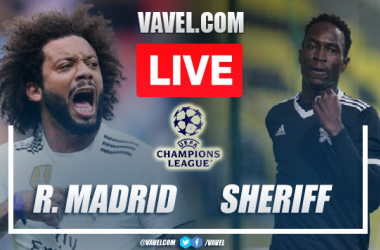 Goals and Highlights: Real Madrid 1-2 Sheriff in UEFA Champions League 2021