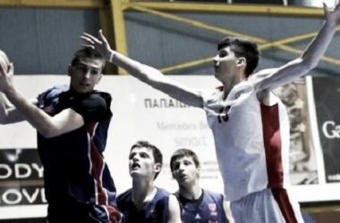 Tristan Vuksevic nuevo fichaje de la cantera blanca | Foto: Europapress.es