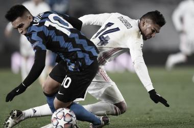 Resumen Inter vs. Real Madrid en UEFA Champions League