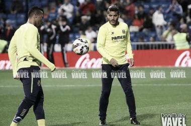 Convocatoria del Villarreal ante el Sevilla