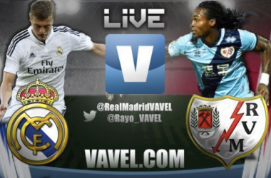 Live Liga BBVA : le match Real Madrid - Rayo Vallecano en direct
