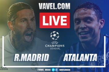 Gols e melhores momentos de Real Madrid 3 x 1 Atalanta pela Champions League