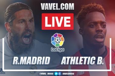 Gols e melhores momentos Real Madrid 3x1 Athletic Bilbao pela LaLiga
