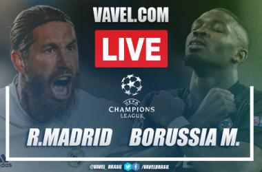 Gols e melhores momentos de Real Madrid x Borussia Mönchengladbach (2-0)