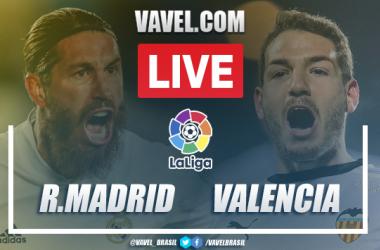 Gols e melhores momentos de Real Madrid x Valencia (2-0)
