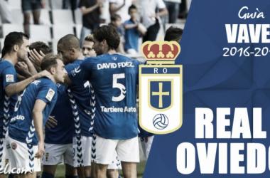 Real Oviedo 2016/2017: caras nuevas para un mismo objetivo