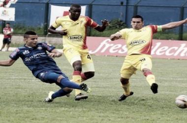Real Santander perdió 2-3 ante Pereira y parcialmente se alejó de los 8