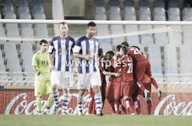 Real Sociedad: la irregularidad del peor visitante