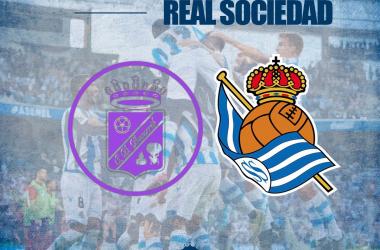 FOTO: @RealSociedad// La Real se enfrenta nuevamente a otro club modesto de otra categoría en la Copa Del Rey 2019/20 ¿como le irá en esta edición?
