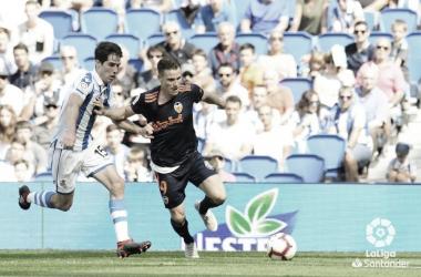 Resumen del Real Sociedad 0-1 Valencia en LaLiga Santander 2020/2021