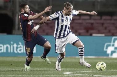 Gols e melhores momentos de Real Sociedad 1  X 1 Barcelona pela semifinal da Supercopa da Espanha