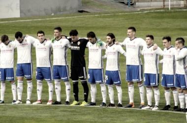 Ojeando al rival del Reus: el Zaragoza, rival 'amigo'