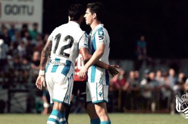 La Real gana a Osasuna y sigue buscando sensaciones