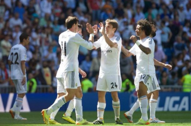 Real Madrid - Espanyol: puntuaciones del Real Madrid, jornada 38