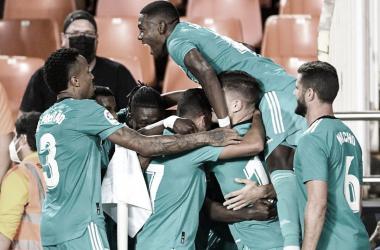 Los 'Merengues' consiguieron tres puntos de oro | Foto: Real Madrid
