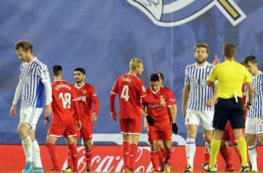 Previa Sevilla FC - Real Sociedad: aprovechar el factor campo para seguir luchando por Europa