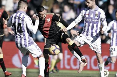 Partido entre el Real Valladolid y Rayo Vallecano | LaLiga
