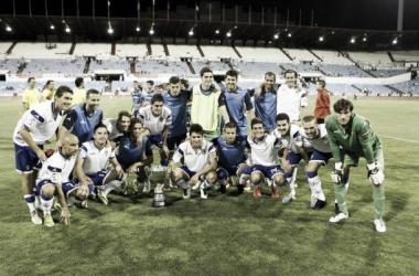 Real Zaragoza 2013/14