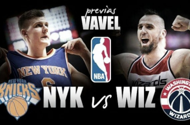 Previa New York Knicks vs Washington Wizards: en busca delmejor nivel   Foto: NBA.com