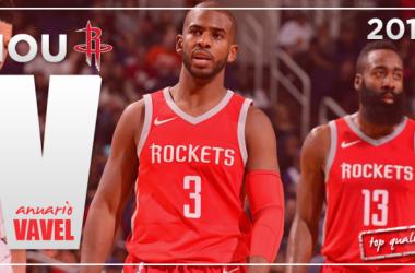 Anuario VAVEL Houston Rockets 2017: cohetecon destinoa Larry O'Brien
