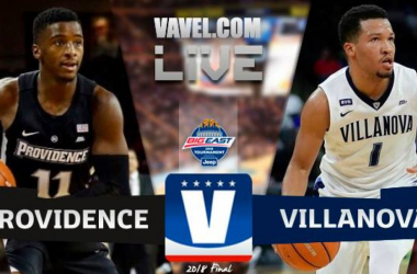 Providence vs Villanova Live Stream, Score and Updates of 2018 Big East Final