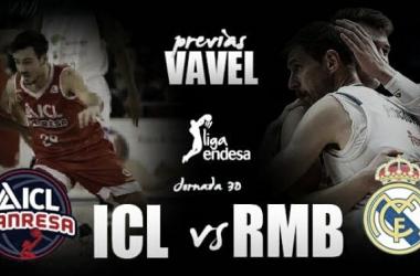 Previa ICL Manresa - Real Madrid: choque de extremos | Fotomontaje: VAVEL