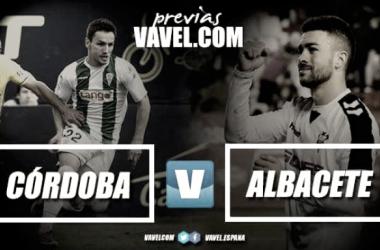 Previa Córdoba CF - Albacete Balompié: duelo de rachas opuestas