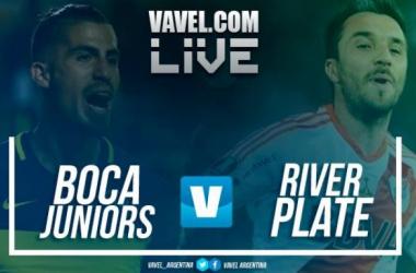 Resultado y gol Boca 1-0 River en Liga Argentina 2017